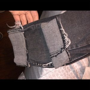 Cotton On Jeans - Cotton On Grey distressed skinny jeans!